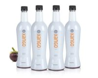 Xango Juice - White Bottles - South Africa