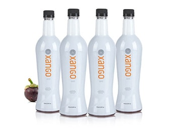 1 Case of Xango juice (4 Bottles) – Xango Mangosteen Juice ...